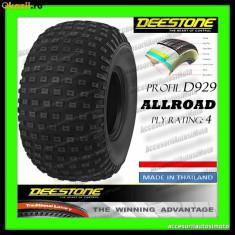 CAUCIUC ATV 16x8-7 Deestone d929 Anvelopa 16x8x7 Made Thailanda - Anvelope ATV