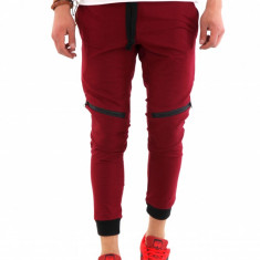 Pantaloni de trening tip ZARA - rosi - COLECTIE NOUA - 8006 - Pantaloni barbati, Marime: S, M, L, XL, Culoare: Din imagine