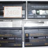 4 casete Dat Maxell, Sony de 8mm si 1 HP de 4 mm, pret pt toate