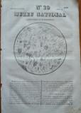 Muzeu national ; gazeta literara si industriala , nr. 20 , 1836 , gravura