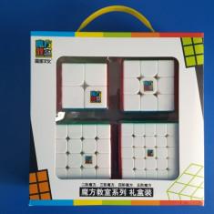 Cub Rubik Moyu Professional Pack - MF2S, MF3RS, MF4S, MF5S