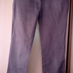 Blugi elastici, masura 36 - Blugi dama Made in Italia, Marime: 38, Culoare: Maro