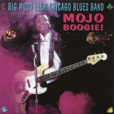 BIG MOJO ELEM CHICAGO BLUES BAND - MOJO BOOGIE!, 2003