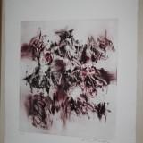 GRAVURA HARRY GUTTMAN, 3 //MONOTIP