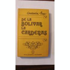 """AF - Constantin BUSE """"De la Bolivar la Cardenas"""""""