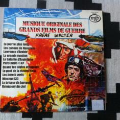 Musique Originale Des Grands Films De Guerre Geoff Love & His Orchestra disc lp - Muzica soundtrack, VINIL