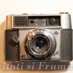 APARAT FOTO CU FILM AGFA OPTIMA 500S - Aparate Foto cu Film