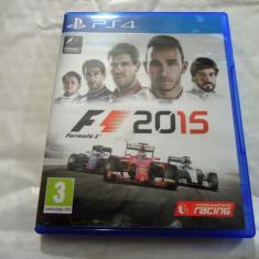 Formula 1 2015, PS4, original, alte sute de jocuri! - Jocuri PS4, Curse auto-moto, 3+, Single player