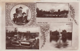 CASTELUL VLAD TEPES , MUZEUL MILITAR , GIAMIE , CIRC. 1931 , ED. LIBRARIA SOCEC, Circulata, Fotografie