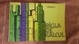 RIGLA DE CALCUL - IRIMESCU ,STARE FOARTE BUNA .