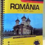 ROMANIA ATLAS RUTIER