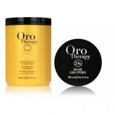Fanola OroTherapy Masca Iluminatoare - Masca de par