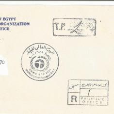 (No3) FDC EGIPT -2001--