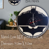 BATMAN Ceas VINYL #dark# #knight #batman #timecraft