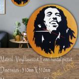Bob Marley Ceas VINYL de perete  #work #art #cool #cadou