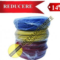 Conductor FY 10 - 100 m - Cablu curent cupru plin - H07V-U - Cablu si prelungitor