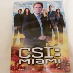 Csi - Miami - Film actiune Altele, DVD, Altele