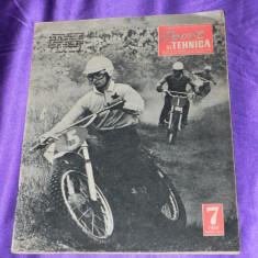 Sport si tehnica 1969 nr 7 uzinele dacia 1100 radioamatori (f1019