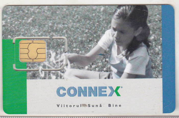 bnk card Cartela SIM Connex - stare perfecta