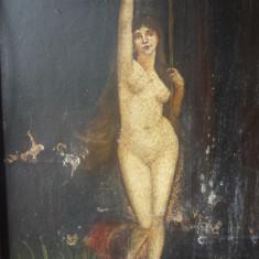 Tablou nud - Pictor roman, Ulei, Altul