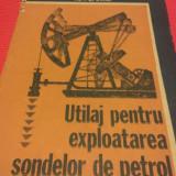 Utilaj pentru exploatarea sondelor de petrol - Al. Popovici