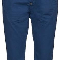 Pantaloni scurti Tom Tailor - Bermude barbati Tom Tailor, Marime: 32, Culoare: Albastru, Bumbac