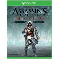Assassin s Creed 4 Black Flag Jackdaw Edition Xbox One - Jocuri Xbox Ubisoft