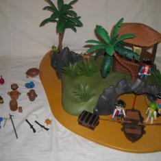 Playmobil Pirates - 3799 Insula piratilor