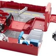 Masinuta Disney Tir Cars Core System Mack Transporter