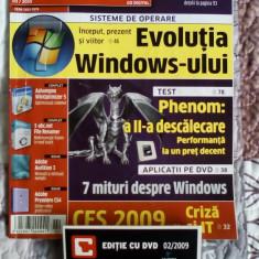 Revista Chip nr. 02 - 2009 + DVD - Revista IT