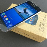 Samsung Galaxy S4 Mini Negru - Telefon mobil Samsung Galaxy S4 Mini, Neblocat, Single SIM