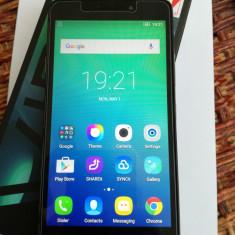 Smartphone Lenovo VIBE P1m - Telefon mobil Lenovo, Negru, 16GB, Neblocat, Quad core, 2 GB