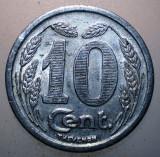 2.063 FRANTA JETON CHAMBRE DE COMMERCE D`EVREUX 1921 10 CENTIMES 23mm