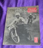 Sport si tehnica 1969 nr 7 uzinele dacia 1100 radioamatori (f1010