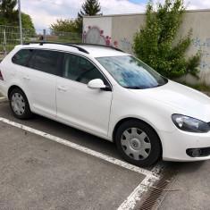 VW Golf 6, 1, 6 tdi, 190000 km, 2010, Motorina/Diesel, 1600 cmc