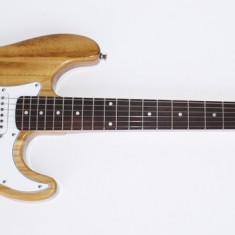 Chitara electrica electro acustica NOUA avansati/incepatori natur