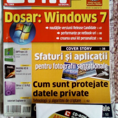 Revista Chip nr. 06 - 2009 + CD - Revista IT