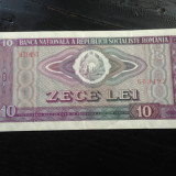 BACNOTA ROMANIA - 10 LEI 1966 - NECIRCULATA - Bancnota romaneasca