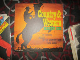 Vinil country lot x, electrecord