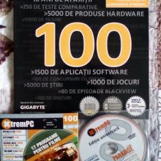 Revista Xtream PC nr. 100 editie aniversara cu CD + DVD colectia 1-99 pdf - Revista IT