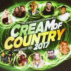 V/A - Cream of.. ( 1 CD + 1 DVD ) - Muzica Country