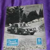 Sport si tehnica 1969 nr 9 auto motociclism aviatie radioamatori (f1014