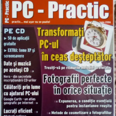 Revista PC - Practic Nr.11 + CD - Revista IT