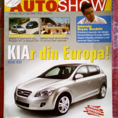 Colectie reviste Auto Show nr. 1 - 156 inclusiv - Revista auto