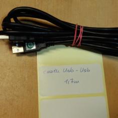 Cablu Usb - Usb 1, 7m - Cablu PC