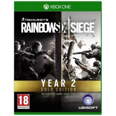 Tom Clancy s Rainbow Six Siege Year 2 Gold Edition Xbox One - Jocuri Xbox Ubisoft
