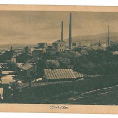 1051 - Dobrogea, CERNAVODA - old postcard - used - 1917 - Carte Postala Dobrogea 1904-1918, Circulata, Printata