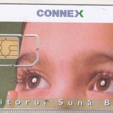 Bnk card Cartela SIM Connex - stare perfecta - Cartela telefonica romaneasca