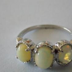 Inel argint cu sidef-2095