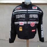 Polo High Speed / geaca moto / mar. M